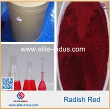 Red Radish Red Powder Color Value 30/40/50/60/70