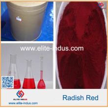 Vermelho Rabanete Natural Não-OGM