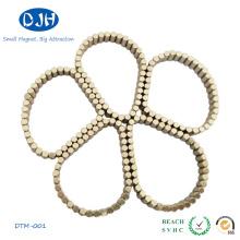 Profissional sinterizado material magnético Ímã NdFeB para brinquedo (DTM-001)