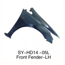HONDA CIVIC 2012 Front Fender-L