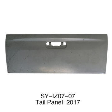 ISUZU D-MAX 2012 Tail Panel
