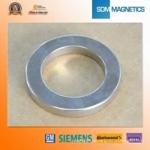 De Buena Calidad NdFeB Half Ring Magnet