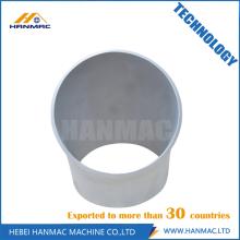 raccord de tuyau sans soudure en alliage d'aluminium