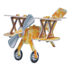Airplane EPS Puzzle Toy