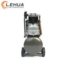 Equipo de bombeo de motor eléctrico 25L 2hp de accesorios de compresor de aire