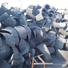 Hot sale graphite electrode scrap graphite fragments Chinese manufacturer
