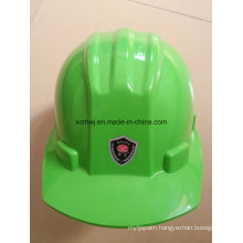 Customized Green Safety Helmet Industrial Safety Hard Hat Ce/Good and Selling Well Safety Helmet Construction Helmets/M Model Type Safety Helmets