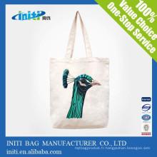 Sac de coton recyclable en bon état et bon marché en Chine