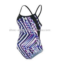 2014 neue Design Frauen einteilige Badeanzug, Bademode Frauen