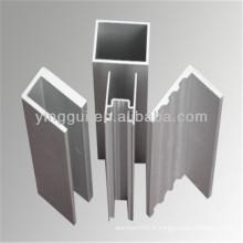 Profilé en alliage d'aluminium 6005A