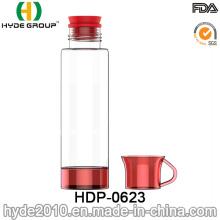 Bouteille d'eau en plastique Tritan sans BPA 500ml (HDP-0623)