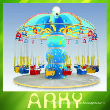Parc d'attractions intéressant Merry Go Around Swing