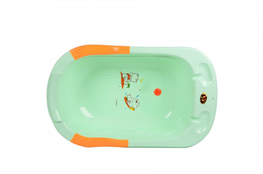 Lovely and Colorful Baby Bathtub