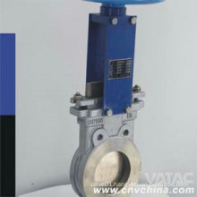 Wafer Type Ss316 Gate EPDM Seat Knife Gate Valve
