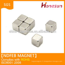 Aimant de ndfeb de bloc de puissance élevée en grade N30-N52