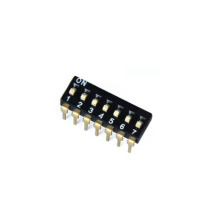 DIL-07 DIL Switch -Pitch 1.27mm dip switch