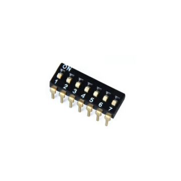 DIL-07 DIL Switch - Pitch 1.27mm dip switch