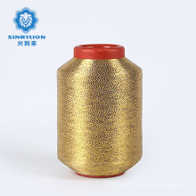 Manufacturer TRB Gold MH type metallic decorative yarn for decoration