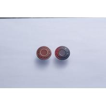 Botão de pressão usado para roupas jeans