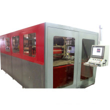 1000w/2000w CO2 / optical fiber laser metal cutting machine manufacturer