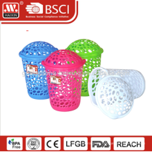 Öko-Plasitc Aufbewahrung Korb /plastic Wäschekorb