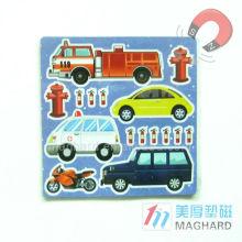 Billig Kühlschrankmagnet Puzzle / Magnet Aufkleber / Magnet Auto Puzzle