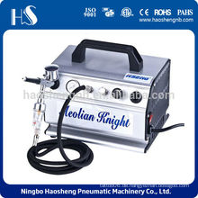 Hseng AS179K Tattoo Maschine Airbrush Kompressor Kit