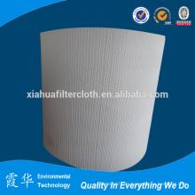 Weißes Entschwefelungsfiltergewebe zur Flüssigkeitsfiltration