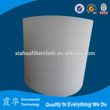 White desulfurization filter cloth for liquid filtration