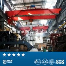 grúa para levantar la fábrica de plástico moldes de grúa para trabajos de acero