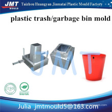 hot sales plastic injection trash can mould