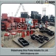 Wear Reistant Mining Long Service Life Pump Parts