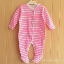 Großhandelsqualitäts-Baumwollbaby-Pyjamas Sleepwear.