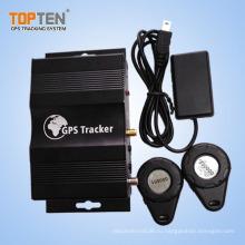 Автомобиль GPS камеры слежения с кнопкой изображение с помощью MMS Tk510-Эз