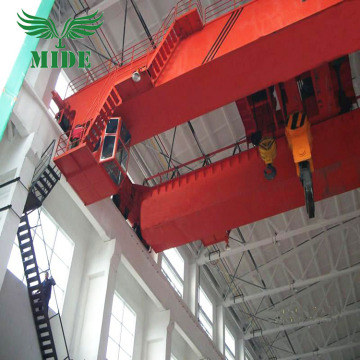Double beam electric bridge crane