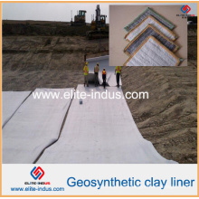 Geosynthetic Clay Liners for Dam and Landfill Bentonite Mat