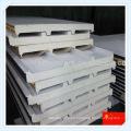 Panel de sándwich de poliuretano con aislamiento térmico y mejor calidad de bajo costo
