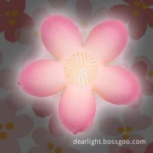 Cartoon flower LED Kid\'s Lamp