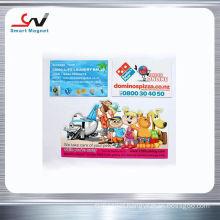 PVC CMYK imprint Personalized fridge magnets
