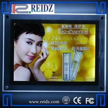 Good-selling crystal custom led  sign light box
