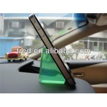 Автомобиль Антипробуксовочная приборной панели даш номера коврик липкий держатель Коврик для телефона mp3/4 КПК