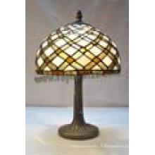 Décoration intérieure Tiffany Lampe Lampe de table T10057