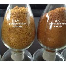 Chlorure de polyaluminium d'approvisionnement d'usine pour la solidification de ciment