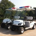 2 seater mini police electric golf carts for community