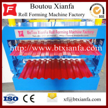 Supply for Double Layer Roll Forming Machine Automatic Metal Plate Cold Roll Forming Machine export to Austria Manufacturers