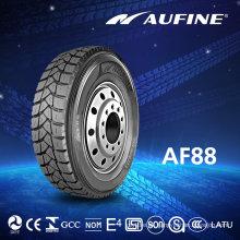 China nuevo neumático de camión Radial con alcance ECE Smark