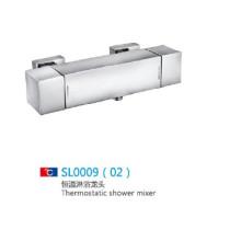 Robinet classique en laiton à douche dissimulée avec déviateur en haute qualité