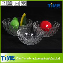 Crystal Glass Transparent Glass Bowl (4090204)