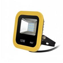 Luz de inundación LED de aluminio fundido a troquel 12W