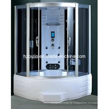 Cabine luxuosa completa do compartimento da caixa da casa do chuveiro do vapor (C-25-135)